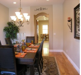 Luxurious And Functional Formal Dining Room Design